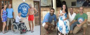 Дайвинг людей с инвалидностью всегда объединяет неравнодушных
