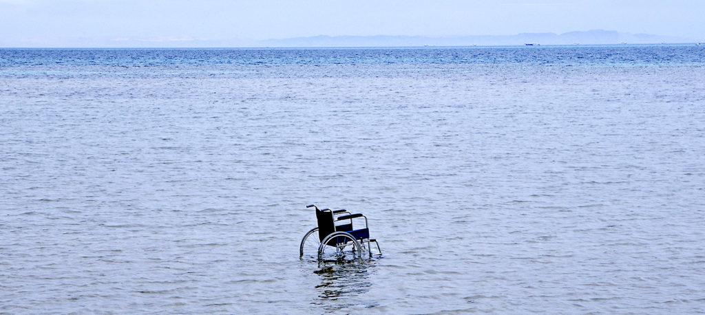 дайвинг для инвалидов